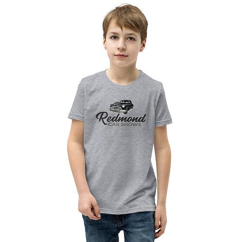 Redmond Car Shows - Youth Short Sleeve T-Shirt