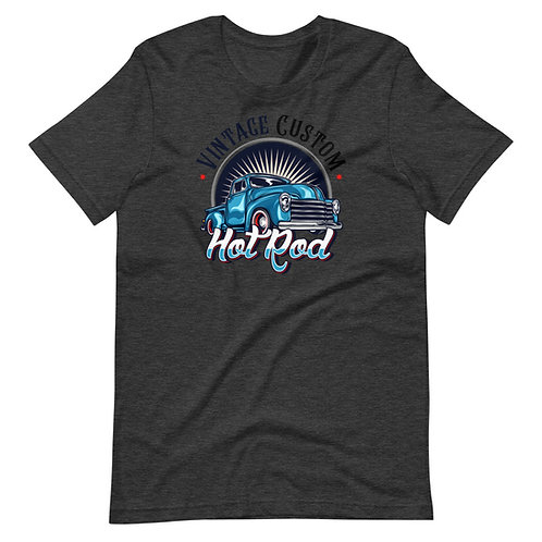 Hot Rod Vintage Truck - Short-Sleeve Unisex T-Shirt