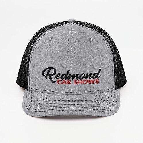 Redmond Car Shows - Trucker Cap
