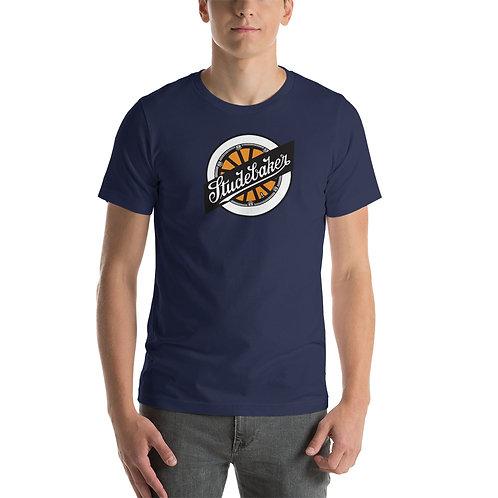 Studebaker Wheel - Short-Sleeve Unisex T-Shirt