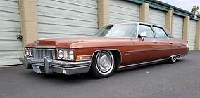 Retro Rides of Bend Kevin Carder Caddy