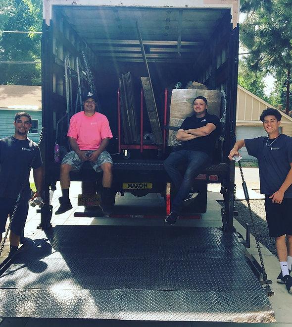 Triple R Moving Team Bend, Oregon
