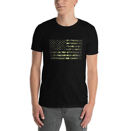 USA - CAMO - STMPO - Short-Sleeve Unisex T-Shirt