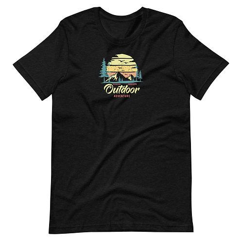 Outdoor Adventures in Redmond, Oregon Short-Sleeve Unisex T-Shirt