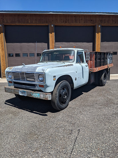 1975 International 500 HD work truck For Sale Bend, Oregon
