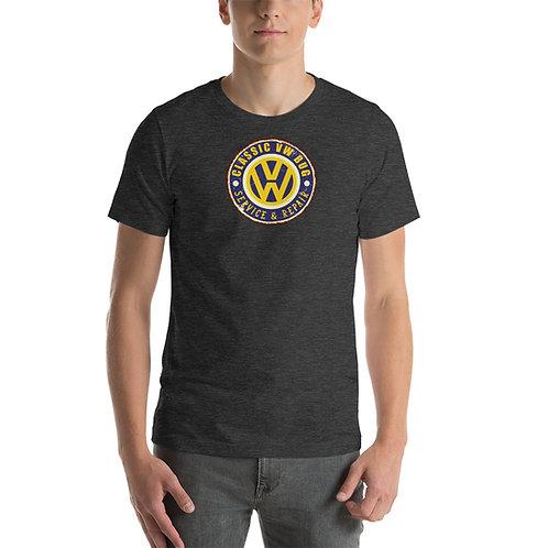Classic VW Bug - Short-Sleeve Unisex T-Shirt