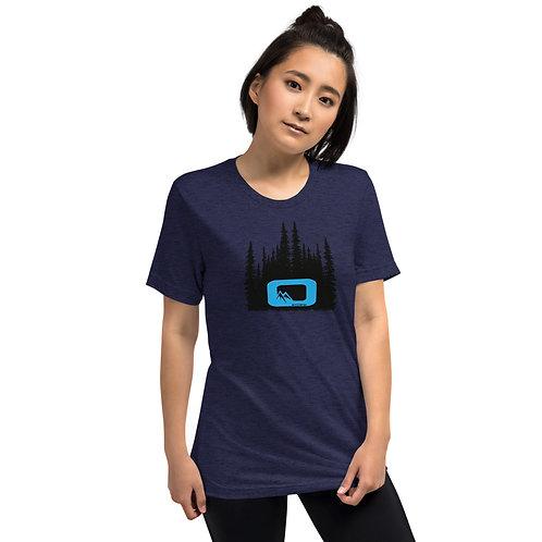 STMPO TREES - Short sleeve t-shirt