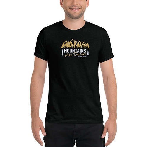 RDM Oregon the Mountains are Calling - Short sleeve t-shirt