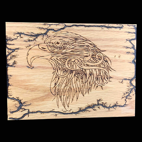 American Eagle Plaque