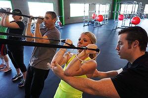 Suspension Strap Training