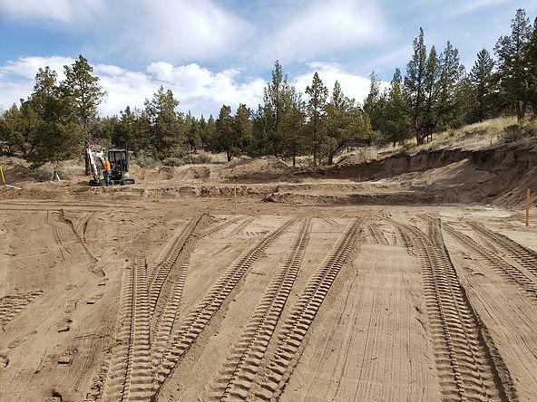 Land Clearing Excavation Services Redmond, oregon