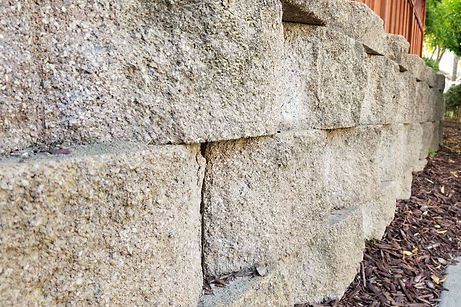 Paver Retaining Walls in Redmond, Oregon