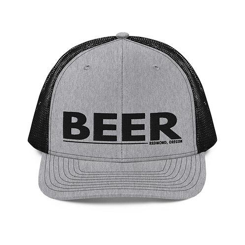 Beer Redmond Oregon Trucker Hat