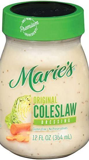 Coleslaw Marie's Northwest Dressings