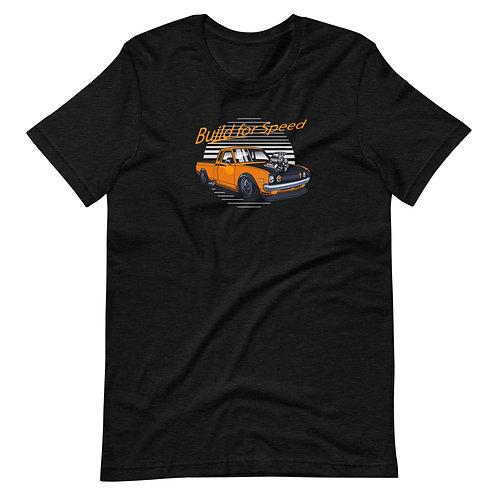 Built for Speed - Short-Sleeve Unisex T-Shirt