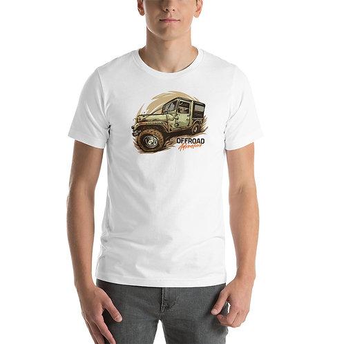 JEEP Offroad - Short-Sleeve Unisex T-Shirt