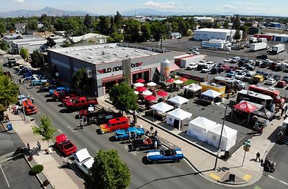 Redmond Car Shows Mooney Marketing Wild Ride Car Show