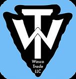 WASCO TRADE OREGON LOGO WARMSPRINGS NATIVE CLOTHING
