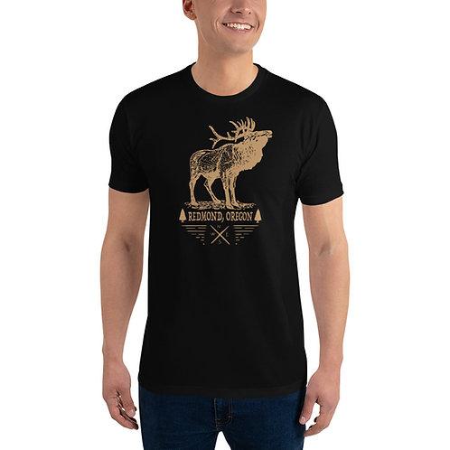 Have you seen an Elk in Redmond, Oregon - Short Sleeve T-shirt