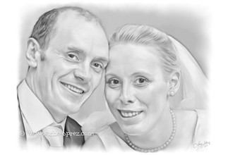 Married Couple Portrait
