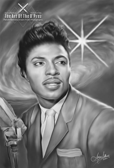 Little Richard Portrait