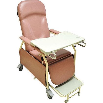 """APEX 120 油壓式傾斜高背椅(備有四個4""""帶銷腳輪)輪"""