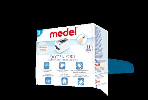 Medel OXYGEN PO01 血氧儀(適合高原地方旅行)