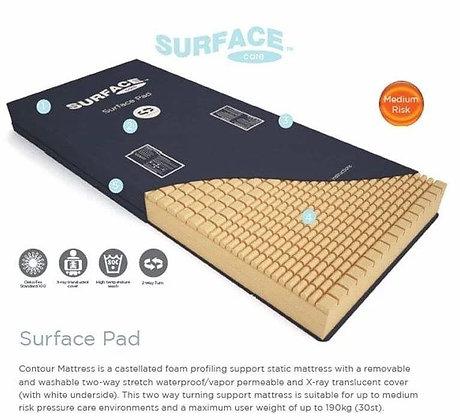 英國 SURFACE Care Surface Pad 防火減壓海綿床褥