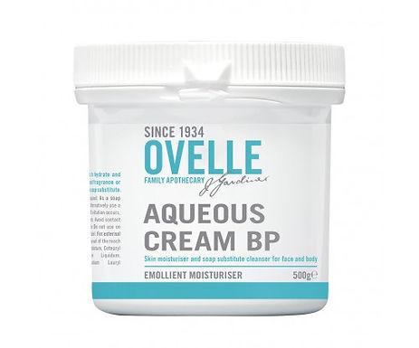 Ovelle Aqueous Cream BP 滋潤霜 500g