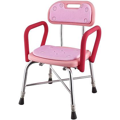 日本 Matsunaga SC-23 高扶手靠背沐浴椅