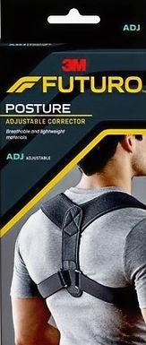 美國 3M FUTURO 護多樂 肩部姿勢矯正背帶 POSTURE CORRECTOR