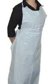 一次性PE即棄圍裙 (100件裝)