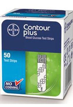 Contour Plus 血糖試紙