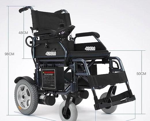 MCF 200 摺合式鋁合金電動輪椅