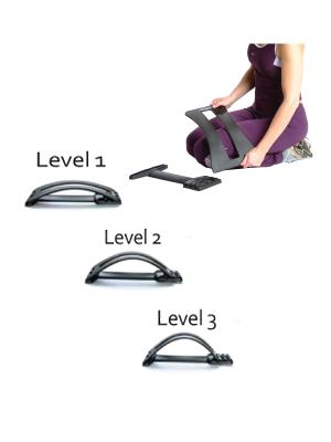 背部伸展運動器