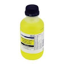 Baxter 0.015% Chlorohexidine & 0.15% Cetrimide 消毒藥水