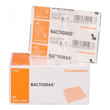 施樂輝 Bactigras 殺菌油性紗布