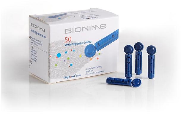 Bionime 採血針