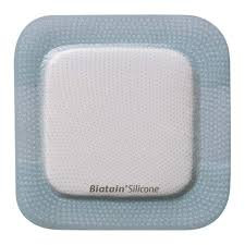 Biatain 黏性矽膠泡綿敷料