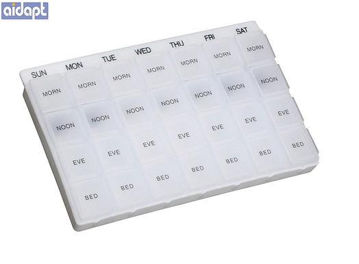 Aidapt Week Day Multi Pill Dispenser
