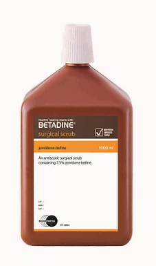 Betadine 酒精殺菌洗手液