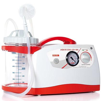 意大利 Ca-mi New Askir 230/12V BR 可攜式抽痰機