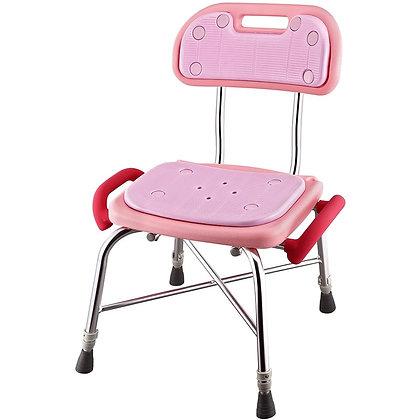 日本 Matsunaga SC-22 低扶手靠背沐浴椅