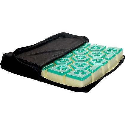 美國 Advanced Cell 啫喱海綿減壓座墊 (六角形)