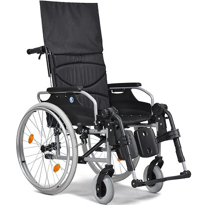 比利時 Vermeiren D200 30° 高背後躺輪椅