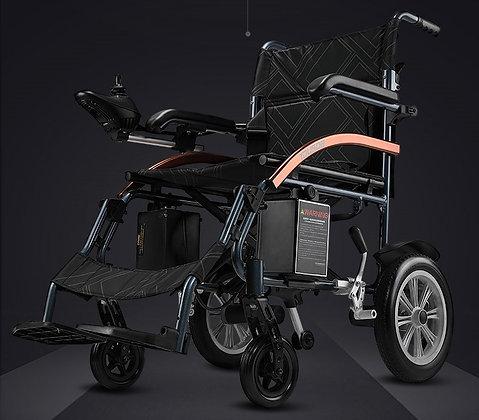 MCF 112A 超輕便18Kgs可摺鋁合金電動輪椅
