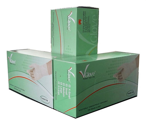VGlove powder-free gloves