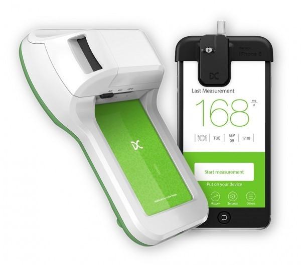 智慧手機鏡頭就可測血糖