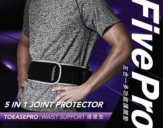 Toeasepro 五合一多功能無線電熱護腰墊 (連充電池)