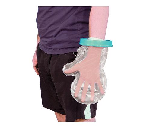 英國 沐浴防水保護手套(成人手款)